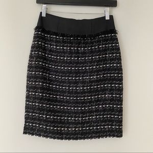Coco Chanel style Tweed Skirt